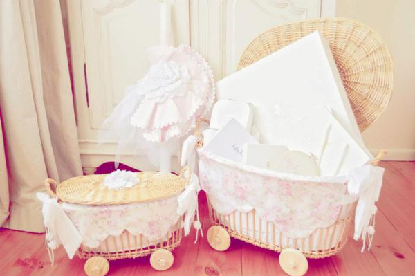 Pink Christening Party via Kara's Party Ideas | KarasPartyIdeas.com #elegant #pink #girl #christening #party #ideas (28)