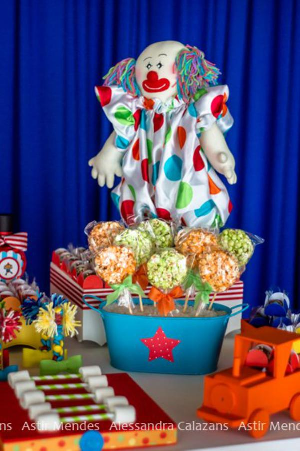 Circus Carnival Party via Kara's Party Ideas | KarasPartyIdeas.com #circus #carnival #birthday #party #ideas (16)