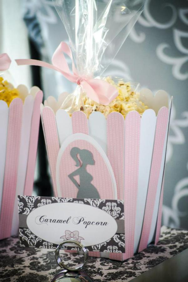 Princess Baby Shower via Kara's Party Ideas | KarasPartyIdeas.com #pink #gray #princess #baby #shower #party #ideas (31)