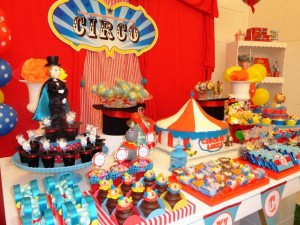 Circus Birthday Party via Kara's Party Ideas | KarasPartyIdeas.com #circus #carnival #birthday #party #ideas (19)