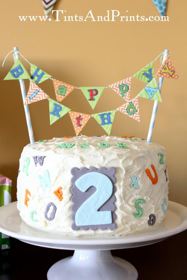 Alphabet ABC Party via Kara's Party Ideas | KarasPartyIdeas.com #alphabet #abc #school #birthday #party #ideas (13)