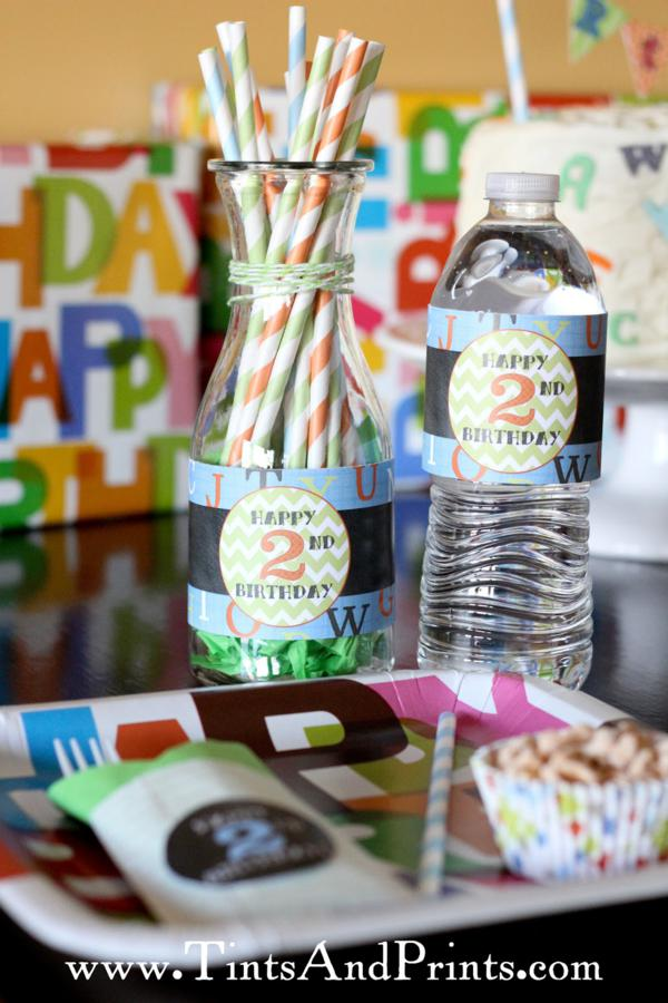 Alphabet ABC Party via Kara's Party Ideas | KarasPartyIdeas.com #alphabet #abc #school #birthday #party #ideas (7)