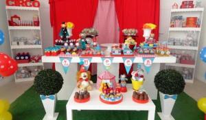 Circus Birthday Party via Kara's Party Ideas | KarasPartyIdeas.com #circus #carnival #birthday #party #ideas (5)
