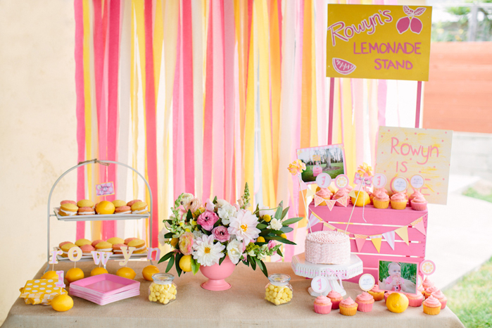 Pink Lemonade Party via Kara's Party Ideas | KarasPartyIdeas.com #pink #lemonade #summer #party #ideas (38)
