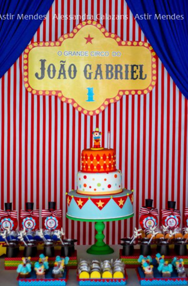 Circus Carnival Party via Kara's Party Ideas | KarasPartyIdeas.com #circus #carnival #birthday #party #ideas (12)