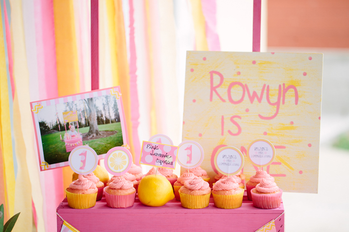 Pink Lemonade Party via Kara's Party Ideas | KarasPartyIdeas.com #pink #lemonade #summer #party #ideas (35)
