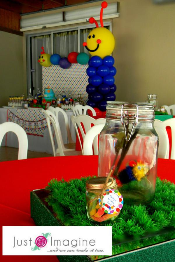 Caterpillar Party via Kara's Party Ideas | KarasPartyIdeas.com #very #hungry #caterpillar #baby #einstein #party #ideas (25)