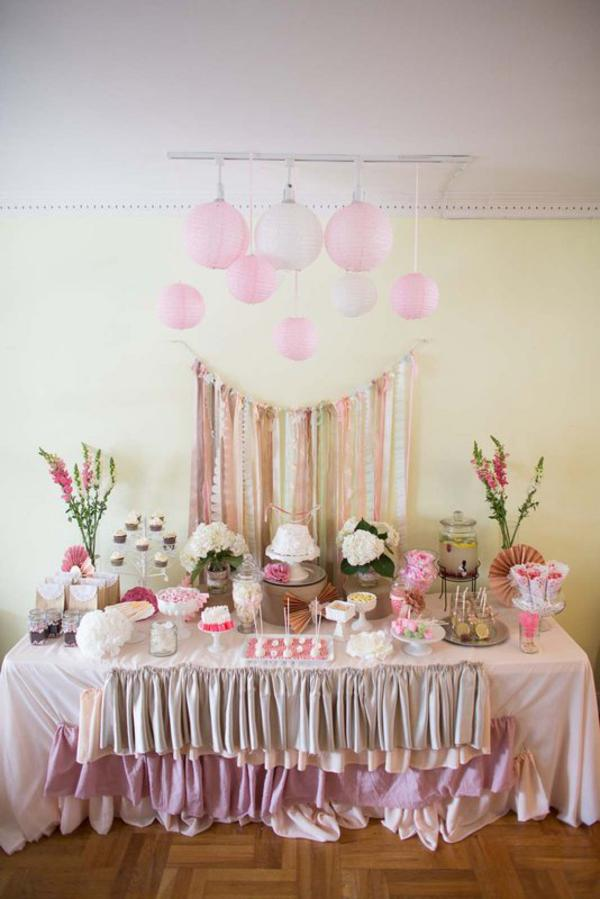 Shabby Chic Party via Kara's Party Ideas | KarasPartyIdeas.com #shabby #chic #girl #party #wedding #ideas (67)