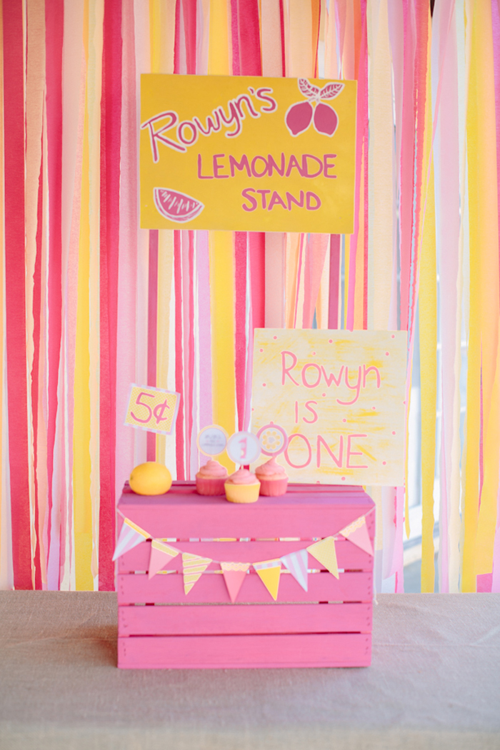 Pink Lemonade Party via Kara's Party Ideas | KarasPartyIdeas.com #pink #lemonade #summer #party #ideas (31)