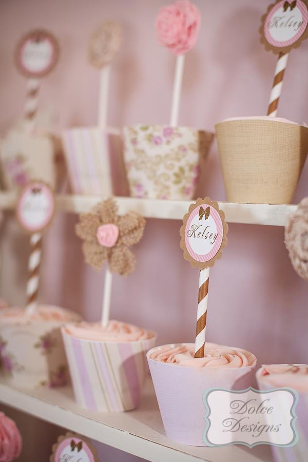 Vintage Cowgirl Party via Kara's Party Ideas | KarasPartyIdeas.com #vintage #cowgirl #farm #birthday #party #ideas (19)