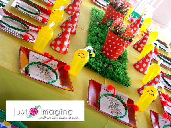Caterpillar Party via Kara's Party Ideas | KarasPartyIdeas.com #very #hungry #caterpillar #baby #einstein #party #ideas (15)