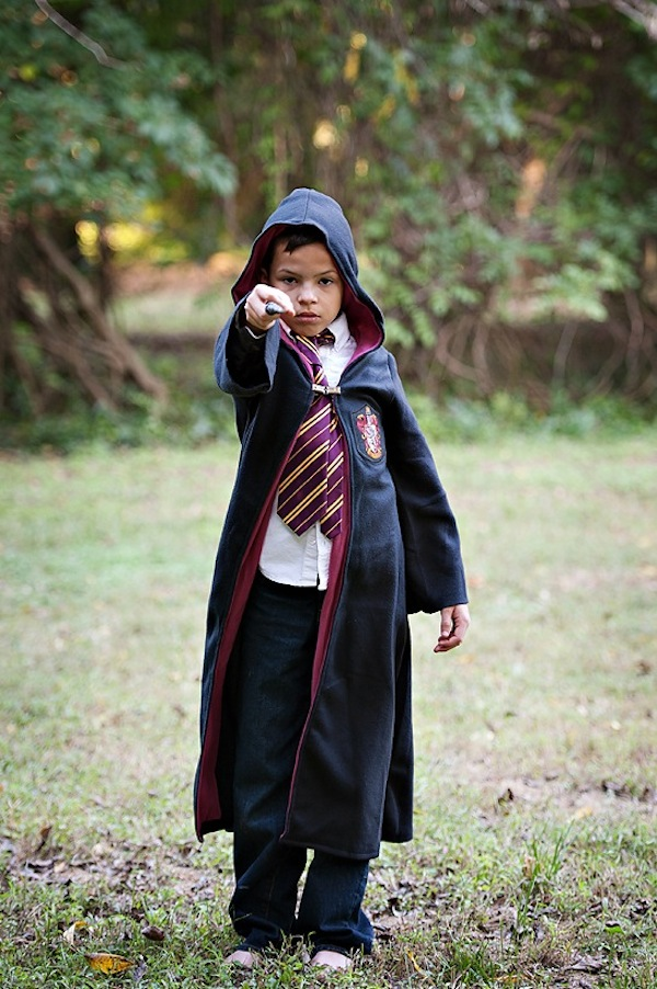 Harry Potter themed birthday party idea via Kara's Party Ideas | KarasPartyIdeas.com #harry #potter #decorations #printables #invitation #decorations party #supplies #idea #cake #cupcakes #activities (15)