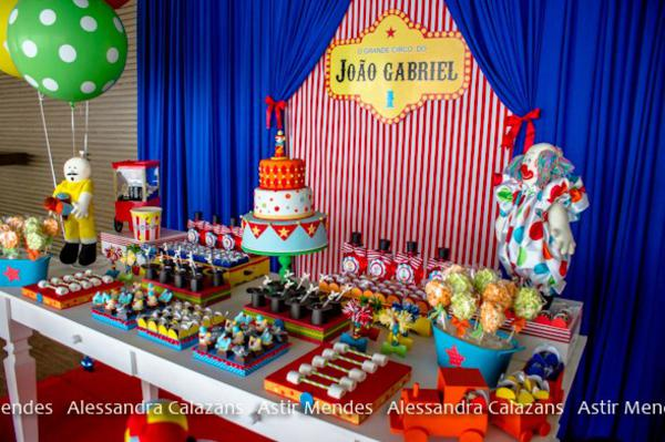 Circus Carnival Party via Kara's Party Ideas | KarasPartyIdeas.com #circus #carnival #birthday #party #ideas (3)