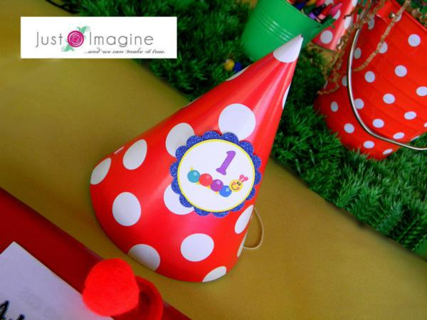 Caterpillar Party via Kara's Party Ideas | KarasPartyIdeas.com #very #hungry #caterpillar #baby #einstein #party #ideas (23)