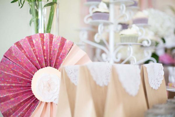 Shabby Chic Party via Kara's Party Ideas | KarasPartyIdeas.com #shabby #chic #girl #party #wedding #ideas (62)