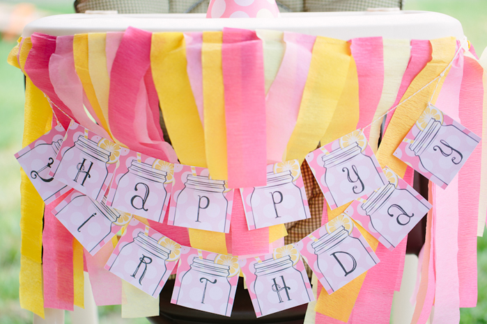 Pink Lemonade Party via Kara's Party Ideas | KarasPartyIdeas.com #pink #lemonade #summer #party #ideas (15)