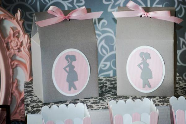 Princess Baby Shower via Kara's Party Ideas | KarasPartyIdeas.com #pink #gray #princess #baby #shower #party #ideas (16)