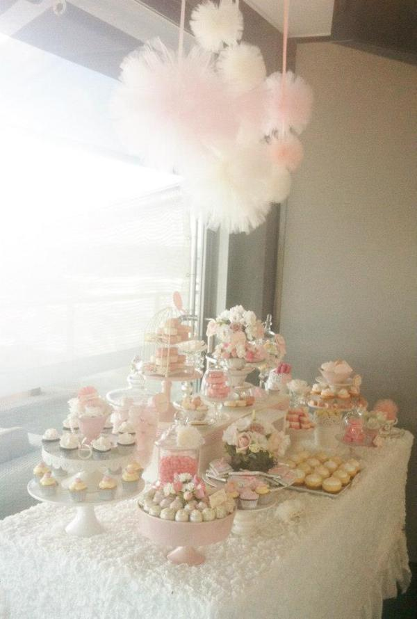 Pretty Pink Vintage Wedding via Kara's Party Ideas | KarasPartyIdeas.com #pretty #vintage #pink #wedding #party #reception #ideas (22)