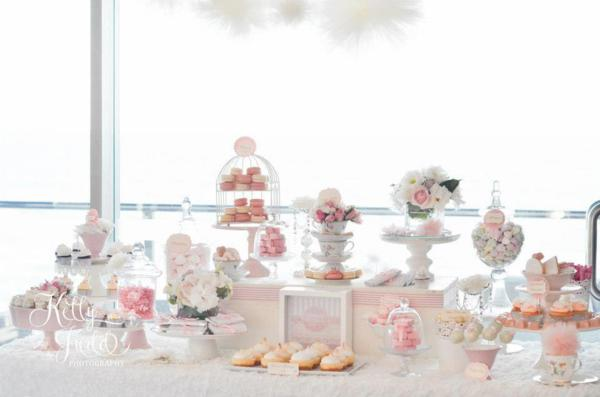 Pretty Pink Vintage Wedding via Kara's Party Ideas | KarasPartyIdeas.com #pretty #vintage #pink #wedding #party #reception #ideas (21)