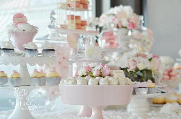 Pretty Pink Vintage Wedding via Kara's Party Ideas | KarasPartyIdeas.com #pretty #vintage #pink #wedding #party #reception #ideas (15)