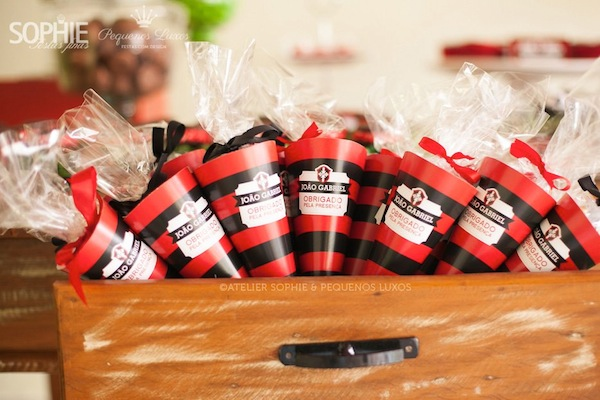 Soccer themed birthday party via Kara's Party Ideas | KarasPartyIdeas.com #soccer #themed #birthday #party #supplies #decor #cake #idea #cupcakes #favors (27)