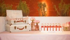 Vintage Parisian Bridal Shower via Kara's Party Ideas | KarasPartyIdeas.com #vintage #paris #parisian #bridal #shower #party #ideas (14)