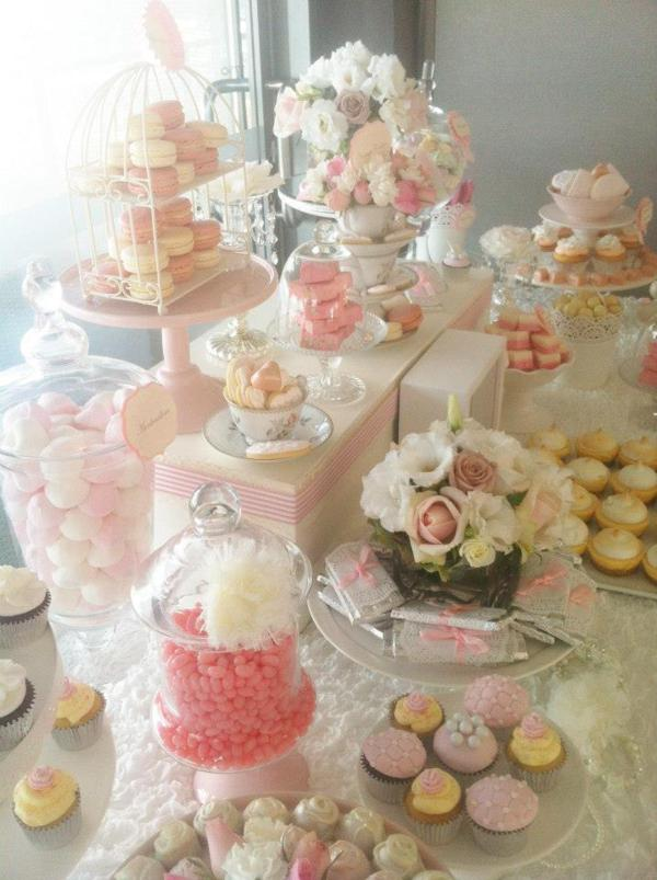 Pretty Pink Vintage Wedding via Kara's Party Ideas | KarasPartyIdeas.com #pretty #vintage #pink #wedding #party #reception #ideas (11)