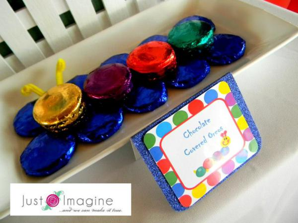Caterpillar Party via Kara's Party Ideas | KarasPartyIdeas.com #very #hungry #caterpillar #baby #einstein #party #ideas (6)
