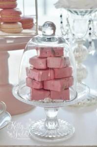 Pretty Pink Vintage Wedding via Kara's Party Ideas | KarasPartyIdeas.com #pretty #vintage #pink #wedding #party #reception #ideas (7)