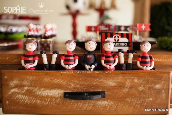 Soccer themed birthday party via Kara's Party Ideas | KarasPartyIdeas.com #soccer #themed #birthday #party #supplies #decor #cake #idea #cupcakes #favors (18)