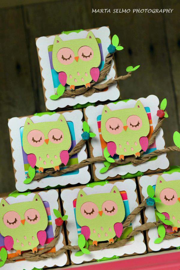 Mama Owl Mother's Day Party via Kara's Party Ideas | KarasPartyIdeas.com #mother's #day #owl #party #baby #shower #ideas (24)