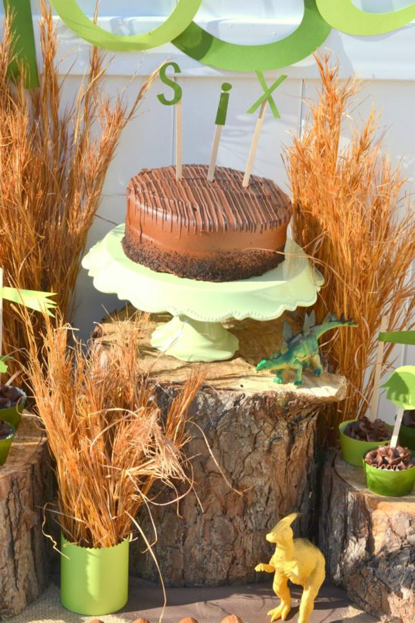 Dinosaur Birthday Party via Kara's Party Ideas | KarasPartyIdeas.com #dino #dinosaur #dinomite #birthday #party #ideas (23)