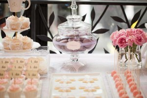 Vintage Parisian Bridal Shower via Kara's Party Ideas | KarasPartyIdeas.com #vintage #paris #parisian #bridal #shower #party #ideas (25)