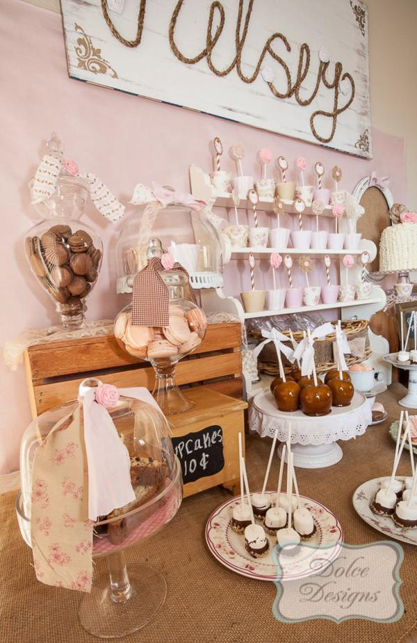Vintage Cowgirl Party via Kara's Party Ideas | KarasPartyIdeas.com #vintage #cowgirl #farm #birthday #party #ideas (25)