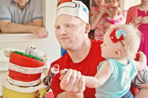 Dr. Seuss Birthday Party via Kara's Party Ideas | KarasPartyIdeas.com #dr #seuss #cat #hat #birthday #school #party #ideas (7)
