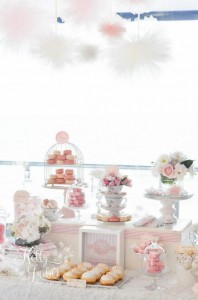 Pretty Pink Vintage Wedding via Kara's Party Ideas | KarasPartyIdeas.com #pretty #vintage #pink #wedding #party #reception #ideas (1)