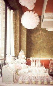 Vintage Parisian Bridal Shower via Kara's Party Ideas | KarasPartyIdeas.com #vintage #paris #parisian #bridal #shower #party #ideas (6)