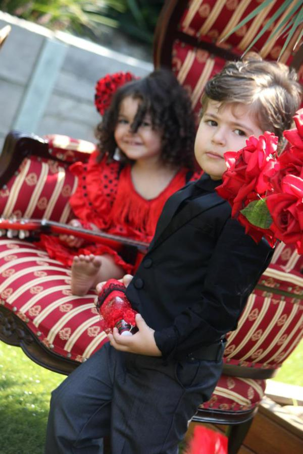 Flamenco Dancer Themed Party via Kara's Party Ideas | KarasPartyIdeas.com #flamenco #dance #rose #red #party #ideas (51)