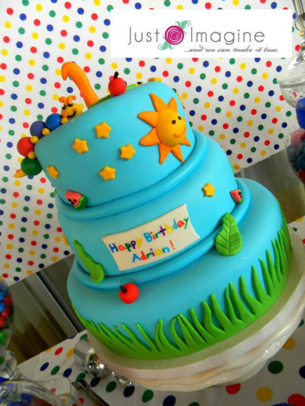 Caterpillar Party via Kara's Party Ideas | KarasPartyIdeas.com #very #hungry #caterpillar #baby #einstein #party #ideas (20)