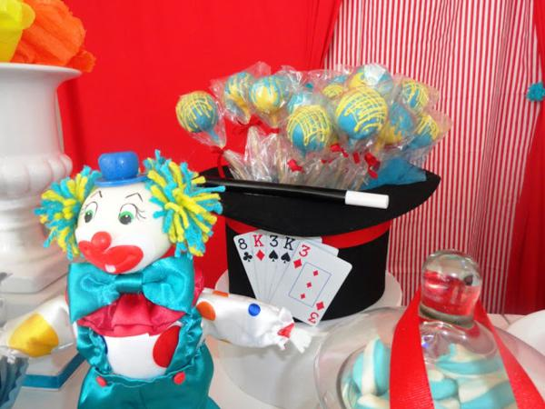 Circus Birthday Party via Kara's Party Ideas | KarasPartyIdeas.com #circus #carnival #birthday #party #ideas (17)