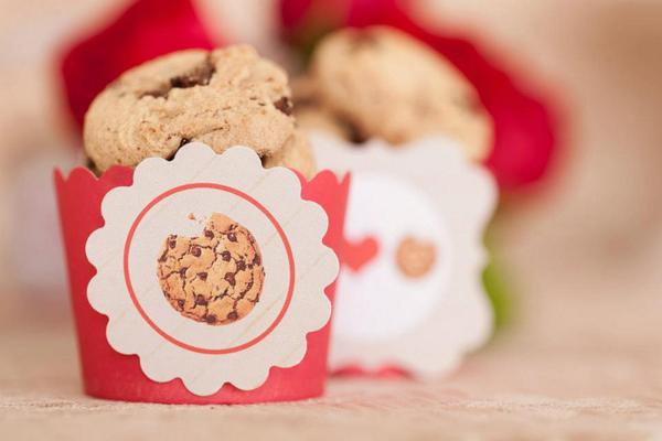 Cookie Exchange Party via Kara's Party Ideas | KarasPartyIdeas.com #cookie #exchange #party #ideas #free #printables (25)