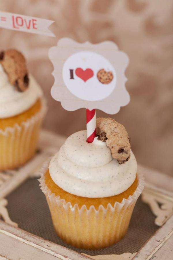 Cookie Exchange Party via Kara's Party Ideas | KarasPartyIdeas.com #cookie #exchange #party #ideas #free #printables (18)