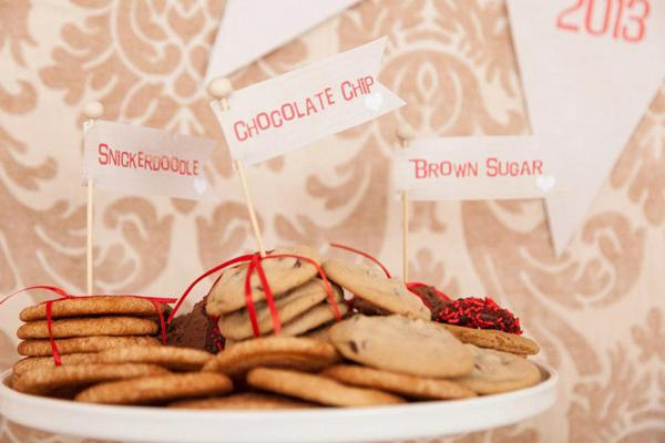 Cookie Exchange Party via Kara's Party Ideas | KarasPartyIdeas.com #cookie #exchange #party #ideas #free #printables (16)