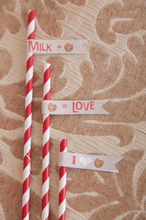 Cookie Exchange Party via Kara's Party Ideas | KarasPartyIdeas.com #cookie #exchange #party #ideas #free #printables (2)