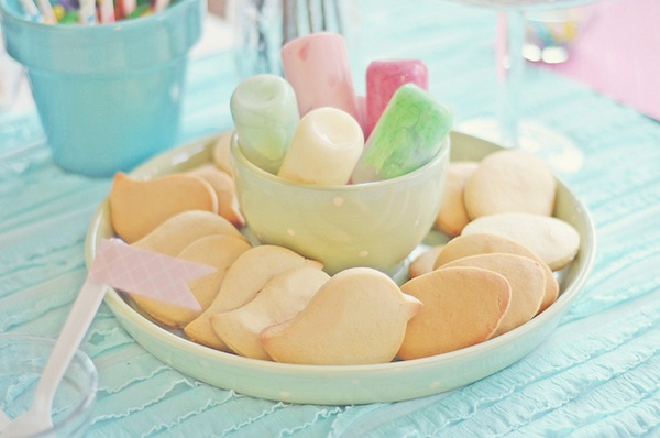 Spring cookie decorating party with TONS of cute ideas! via Kara's Party Ideas KarasPartyIdeas.com #easter #spring #decorating #cookie #party #idea #supplies (4)