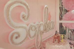 Cowgirl Ranch themed birthday party via Kara's Party Ideas KarasPartyIdeas.com #farm #cowboy #cowgirl #themed #birthday #party #ranch #pink #cake #decor #supplies #idea (9)