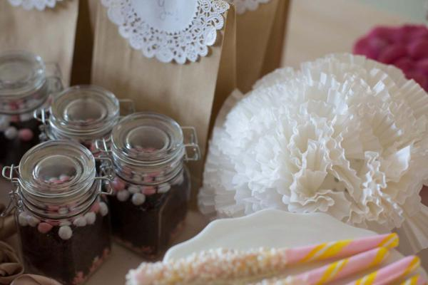 Shabby Chic Party via Kara's Party Ideas | KarasPartyIdeas.com #shabby #chic #girl #party #wedding #ideas (51)