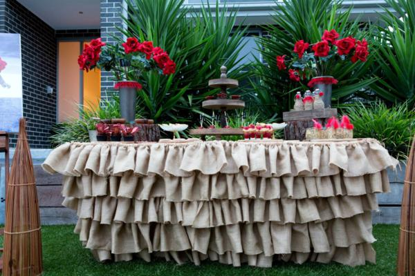 Flamenco Dancer Themed Party via Kara's Party Ideas | KarasPartyIdeas.com #flamenco #dance #rose #red #party #ideas (15)