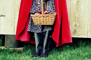 Little Red Riding Hood Party via Kara's Party Ideas | KarasPartyIdeas.com #little #red #riding #hood #party #ideas (27)