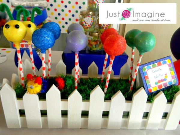 Caterpillar Party via Kara's Party Ideas | KarasPartyIdeas.com #very #hungry #caterpillar #baby #einstein #party #ideas (3)